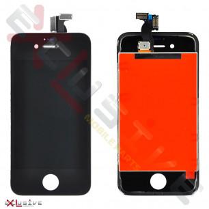 Дисплей Apple iPhone 4G с тачскрином Black Original