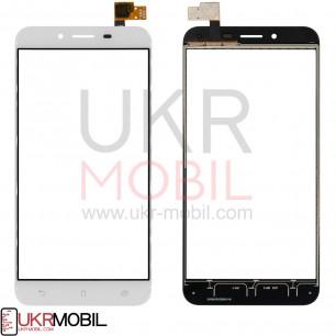 Сенсор (тачскрин) Asus Zenfone 3 Max ZC553KL, White