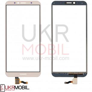 Сенсор (тачскрин) Huawei Y6 2018, Y6 Prime 2018, Honor 7A Pro, Honor 7C (AUM-L29, AUM-L41, ATU-L21, ATU-L31), Gold
