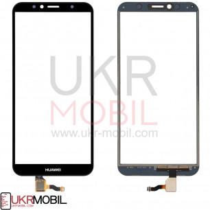 Сенсор (тачскрин) Huawei Y6 2018, Y6 Prime 2018, Honor 7A Pro, Honor 7C (AUM-L29, AUM-L41, ATU-L21, ATU-L31), Black