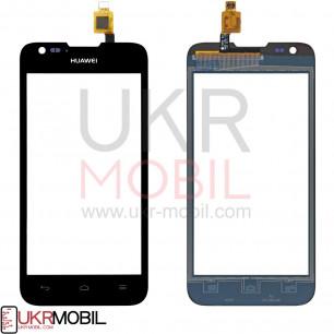 Сенсор (тачскрин) Huawei Ascend Y550, Black
