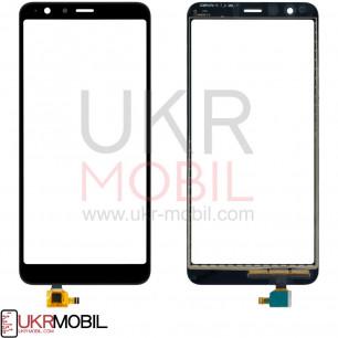 Сенсор (тачскрин) Asus ZenFone Max Plus M1, ZB570TL, Black