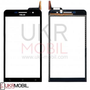 Сенсор (тачскрин) Asus ZenFone 6 A600CG, Black