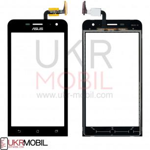 Сенсор (тачскрин) Asus Zenfone 5 Lite A502CG, Black