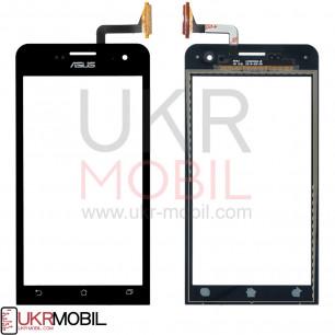 Сенсор (тачскрин) Asus Zenfone 5 A500CG, ZenFone 5 A500KL, ZenFone 5 A501CG, Black