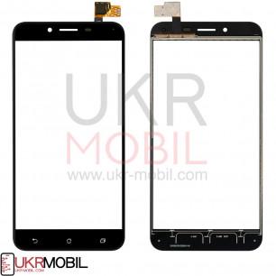Сенсор (тачскрин) Asus Zenfone 3 Max ZC553KL, Black