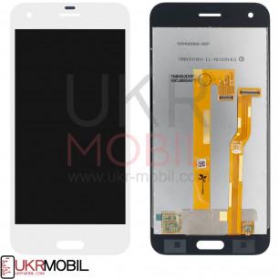 Дисплей HTC One A9s, с тачскрином, White