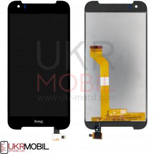 Дисплей HTC Desire 830, с тачскрином, Black