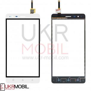 Сенсор (тачскрин) Lenovo A7020 Vibe K5 Note, White