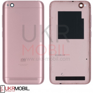 Задняя крышка Xiaomi Redmi 5a, Pink