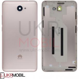 Задняя крышка Huawei Y7 2017, Holly 4 Plus, Nova Lite Plus (TRT-L21), Gold