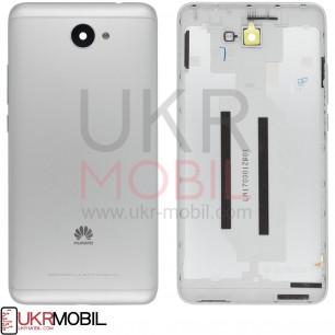 Задняя крышка Huawei Y7 2017, Holly 4 Plus, Nova Lite Plus (TRT-L21), White