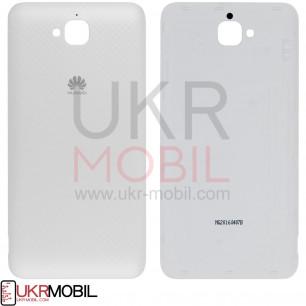 Задняя крышка Huawei Y6 Pro, TIT-U02, Honor 4C Pro, TIT-L01, White