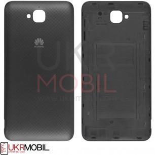 Задняя крышка Huawei Y6 Pro, TIT-U02, Honor 4C Pro, TIT-L01, Black