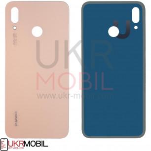 Задняя крышка Huawei P20 Lite, Nova 3e (ANE-LX1, ANE-LX3), High Copy, Sakura Pink