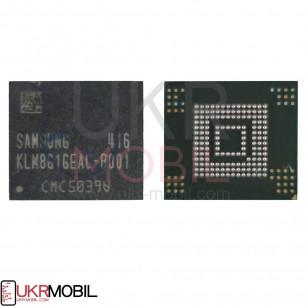 Микросхема памяти Samsung KLM8G1GEAC-B001, 8GB