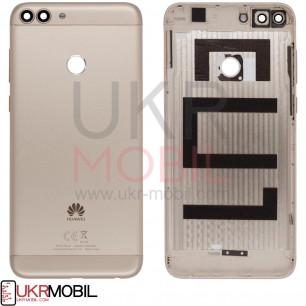 Задняя крышка Huawei P Smart (FIG-LX1), P Smart Dual SIM (FIG-L21), Original PRC, Gold