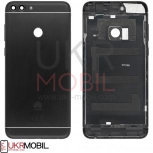 Задняя крышка Huawei P Smart (FIG-LX1), P Smart Dual SIM (FIG-L21), Original PRC, Black