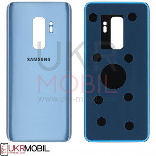 Задняя крышка Samsung G965 Galaxy S9 Plus, Blue