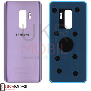 Задняя крышка Samsung G965 Galaxy S9 Plus, Lilac Purple