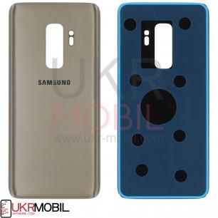 Задняя крышка Samsung G965 Galaxy S9 Plus, Sunrise Gold