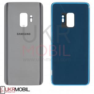 Задняя крышка Samsung G960 Galaxy S9, Titanium Gray