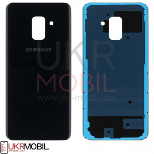 Задняя крышка Samsung A530 Galaxy A8 2018, Black