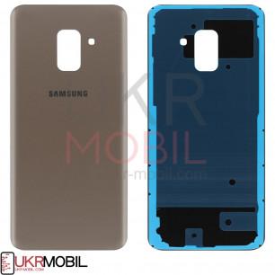 Задняя крышка Samsung A530 Galaxy A8 2018, Gold