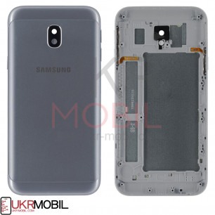Задняя крышка Samsung J330 Galaxy J3 2017, Blue