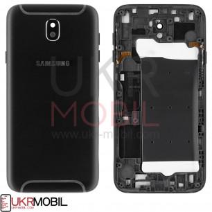 Задняя крышка Samsung J730 Galaxy J7 2017, Black