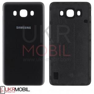Задняя крышка Samsung J710 Galaxy J7 2016, High Copy, Black
