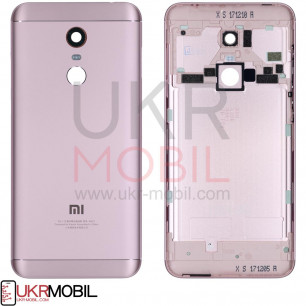Задняя крышка Xiaomi Redmi 5 Plus, Pink