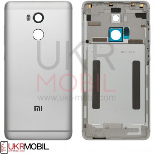 Задняя крышка Xiaomi Redmi 4, White