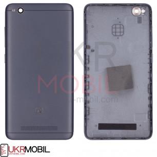 Задняя крышка Xiaomi Redmi 4a, Black