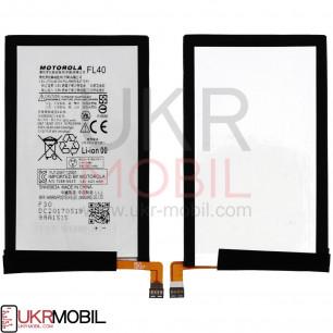 Аккумулятор Motorola XT1562 Moto X Play, XT1563 X Play, FL40, (3425mAh)
