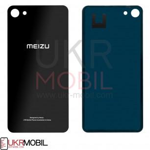 Задняя крышка Meizu U10 U680, High Copy, Black