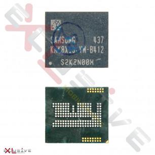 Микросхема памяти Samsung KMK8X000VM-B412