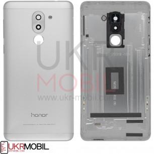 Задняя крышка Huawei GR5 (2017), Honor 6X (BLN-L21), Mate 9 Lite, Silver