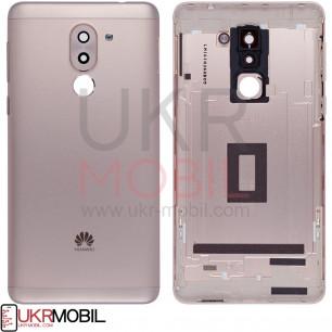Задняя крышка Huawei GR5 (2017), Honor 6X (BLN-L21), Mate 9 Lite, Gold