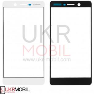 Стекло дисплея Nokia 7 Dual Sim TA-1041, White