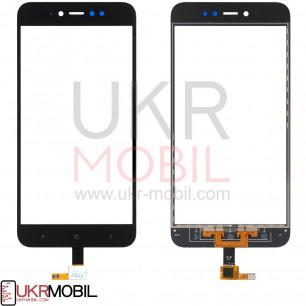 Сенсор (тачскрин) Xiaomi Redmi Note 5A Prime, Black