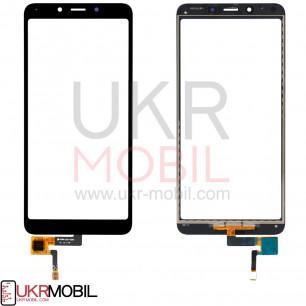 Сенсор (тачскрин) Xiaomi Redmi 6, Redmi 6a, High Copy, Black