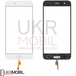 Сенсор (тачскрин) Xiaomi Mi6, White
