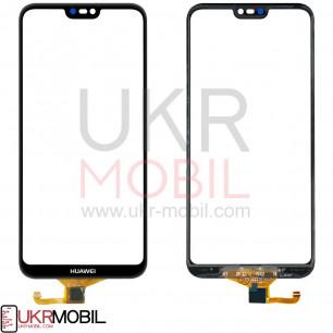 Сенсор (тачскрин) Huawei P20 Lite, Nova 3e (ANE-LX1, ANE-L21), High Copy, Black