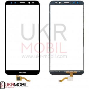 Сенсор (тачскрин) Huawei Mate 10 Lite (RNE-L01, RNE-L21), Nova 2i, High Copy, Black