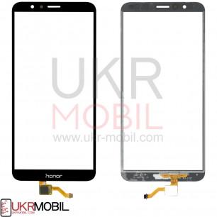 Сенсор (тачскрин) Huawei Honor 7X, (BND-L21, BND-L22, BND-L24, BND-AL10, BND-TL10), Black