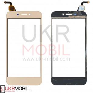 Сенсор (тачскрин) Huawei Honor 6A  (DLI-AL10, DLI-TL20), Gold