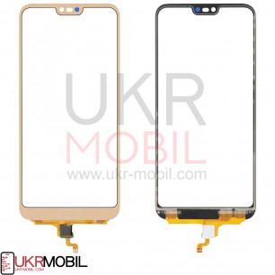 Сенсор (тачскрин) Huawei Honor 10 (COL-L29), Gold