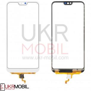 Сенсор (тачскрин) Huawei Honor 10 (COL-L29), White