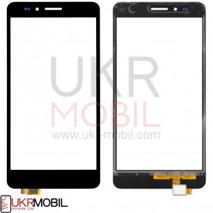 Сенсор (тачскрин) Huawei GR5 2016, Honor 5X (KIW-L21), Honor, Black